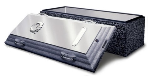 STAINLESS STEEL TRIUNE® BURIAL VAULT